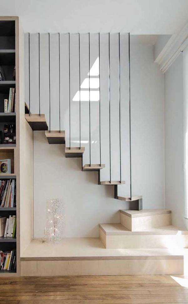 Treppengestaltung - Ideen für die Inneneinrichtung