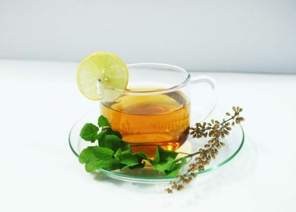 Tulsi Tee Wirkung Tulsi Pflanze Tulsi Blätter