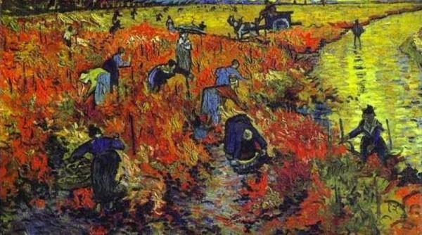 Van Gogh größter niederländischer Maler aller Zeiten kräftige Komplementärfarben