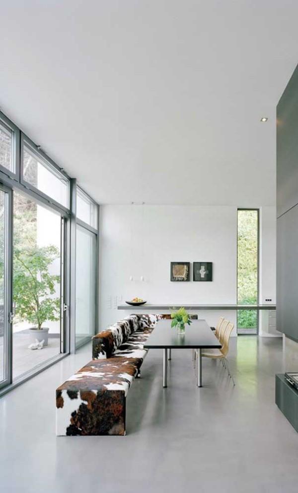 aluminiumfenster - große Fenstertüren