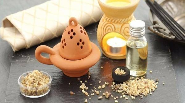 aromatherapie mit weihrauchöl