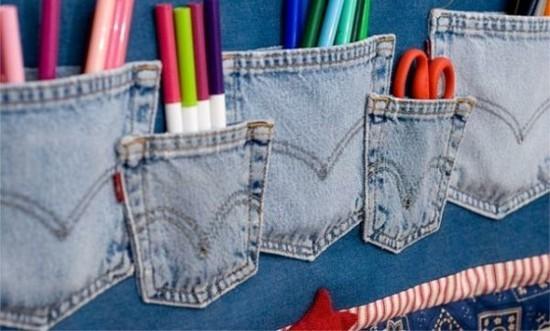 aus alt mach neu upcycling ideen mit alten jeanshosen