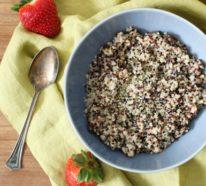 Basisches Frühstück – Wirkung, Ernährungstipps und Frühstücksideen