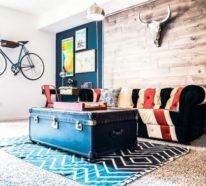 50 Einrichtungsideen mit Truhentisch, die Ihrem Zuhause das gewisse Etwas verleihen