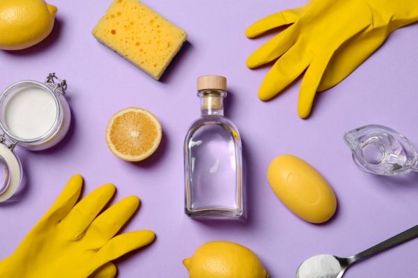 hausmittel fenster putzen ohne steifen