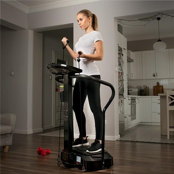 Εξοπλισμός γυμναστικής πλατφόρμα δόνησης πλάκα σπίτι