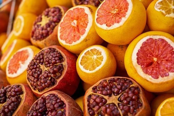 granatapfel orangen folsäure wirkung