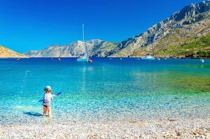 griechische Inseln Zakynthos Navagio Beach Familienurlaub Urlaub mit Kindern