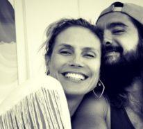 Heidi Klum und Tom Kaulitz heiraten (wieder)  auf Capri, Italien