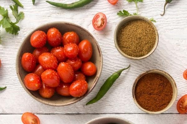 histaminintolleranz - tomaten und gewürze