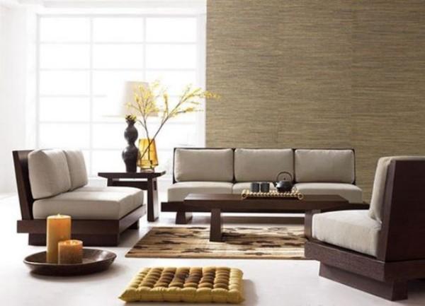 japanisches Wohnzimmer