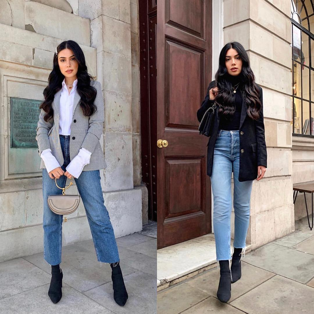 jeans herbsttrends 2019 - tolle Idee
