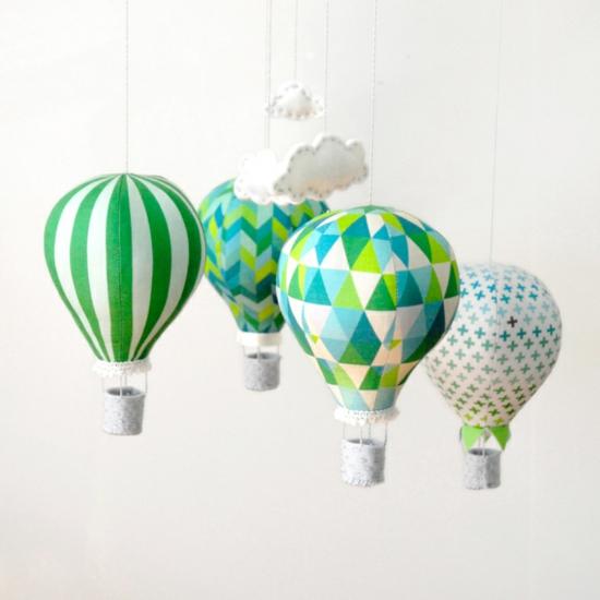 Heissluftballon Basteln 2 Einfache Anleitungen