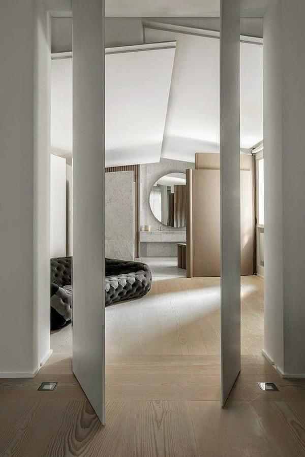 minimalistisches deckengestaltung design