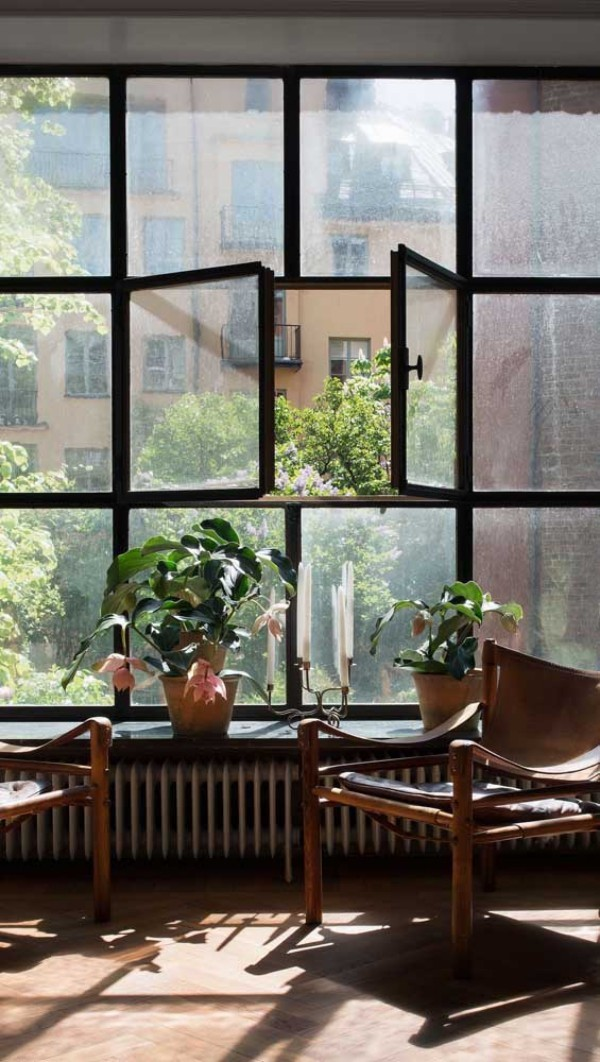 moderne Inneneinrichtung aluminiumfenster