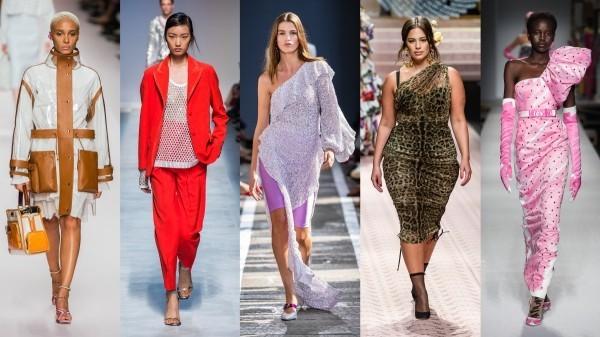 modetrends - ideen in rosa und rot
