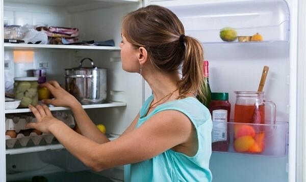 ordnung geruch im kühlschrank