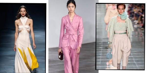 schöne kleider - modetrends
