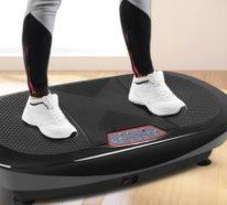 Vibrationsplatte – Funktionsweise, Wirkungen und Besonderheiten
