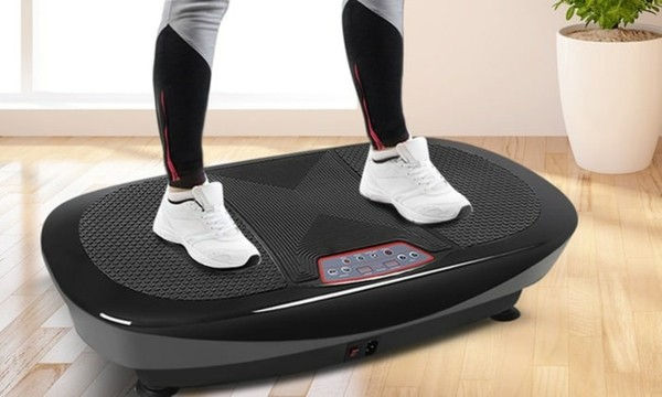 τα οφέλη γυμναστικής πλάκας δόνησης