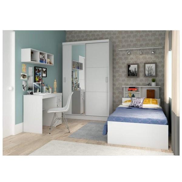 viele verschiedene möbelstücke - einzimmerwohnung