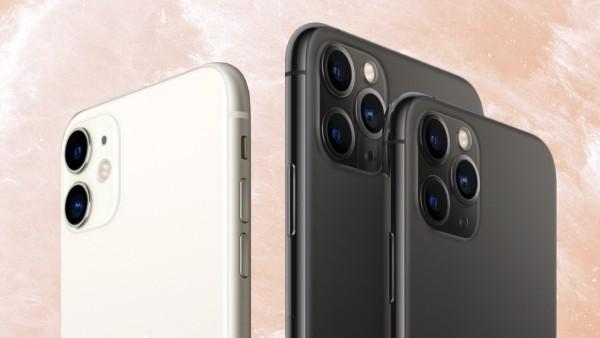 Apple's iPhone 11, 11 Pro und 11 Pro Max kommen schon diese Woche heraus die drei handys bei seite