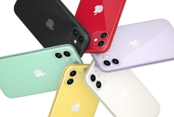 Apple's iPhone 11, 11 Pro und 11 Pro Max kommen schon diese Woche heraus sechs unterschiedliche farben