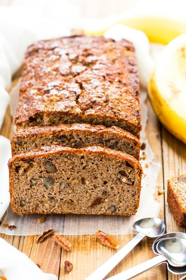 Backen mit Kokosmehl Rezepte Brot gesundheitliche Vorteile
