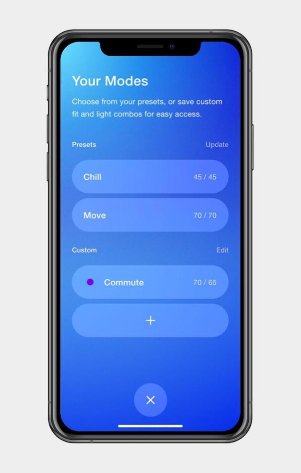 Die Schnürsenkel der Nike Adapt Huarache werden durch Siri angepasst größe einstellen automatisch