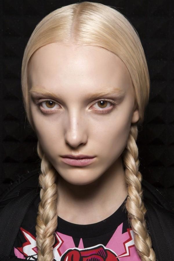Frisuren Damen blond idee