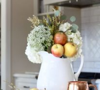 30 + coole Ideen für Ihre Herbstdeko in der Küche, die jedem gelingen