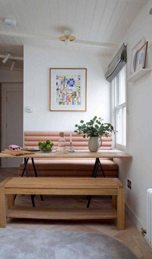 Inneneinrichtung - Möbel aus Holz