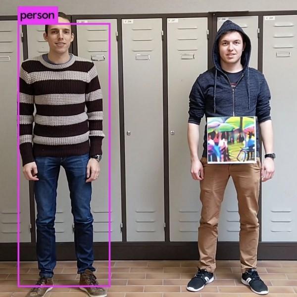 Kleidung gegen Gesichtserkennung könnte die Zukunft der Mode sein KU leuven forscher experiment