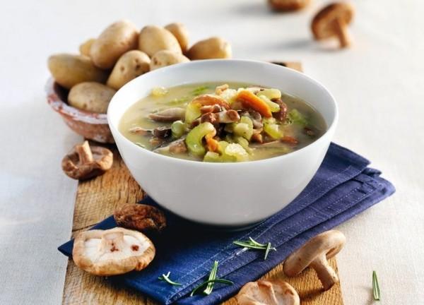 Maronen Zubereitung Maronen gesund Maronen Suppe