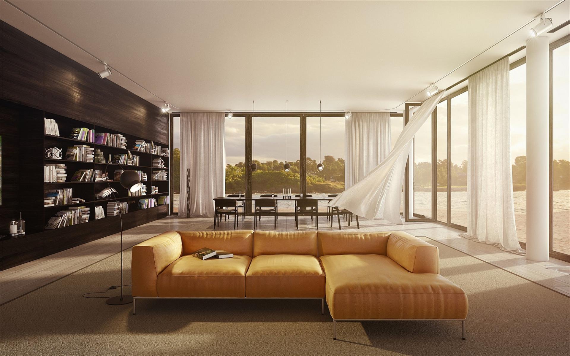 Minimalismus im Wohnzimmer – wie erreichen Sie diesen Stil ...