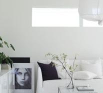 Minimalismus im Wohnzimmer – wie erreichen Sie diesen Stil?