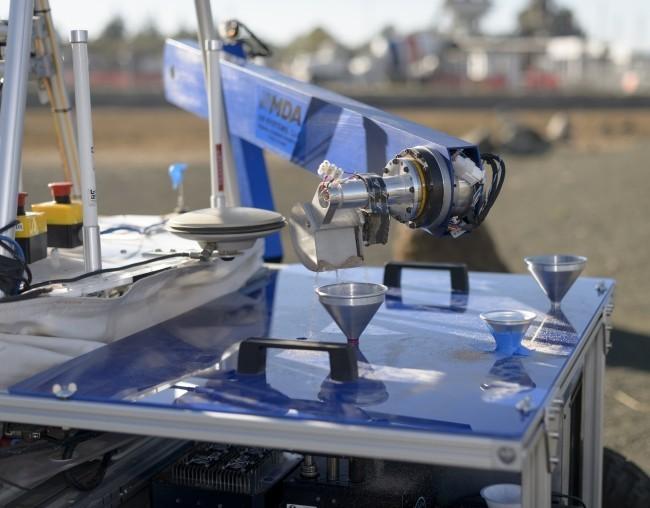 NASA entwickelt autonome Bohrer, um nach Leben unter der Marsoberfläche zu suchen arads autonom robotik