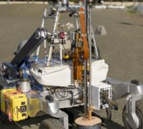 NASA entwickelt autonomen Bohrer ARADS, um nach Leben auf dem Mars zu suchen