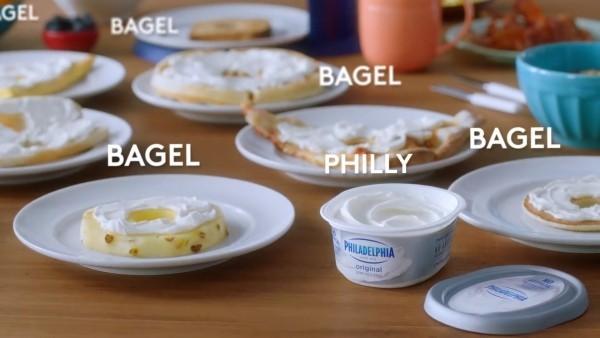 Philadelphia's Gadget Bagel That verwandelt alles in einen Bagel alles zu einem bagel machen