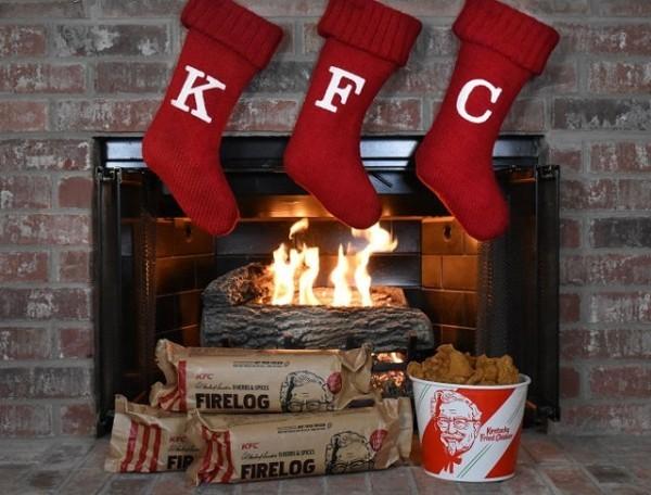 Philadelphia's Gadget Bagel That verwandelt alles in einen Bagel kfc firelog limited edition weihnachten