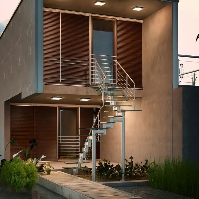 Terrasse und Balkon neu gestalten LED-Beleuchtungsideen für den Außenbereich deckenleuchten veranda und terrasse
