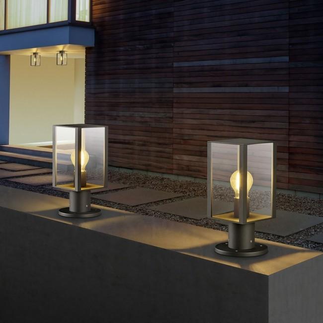 Terrasse und Balkon neu gestalten LED-Beleuchtungsideen für den Außenbereich laternen warmes licht pfadlichter