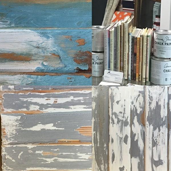 Was ist Kreidefarbe Fliesen mit Kreidefarbe streichen Holz streichen