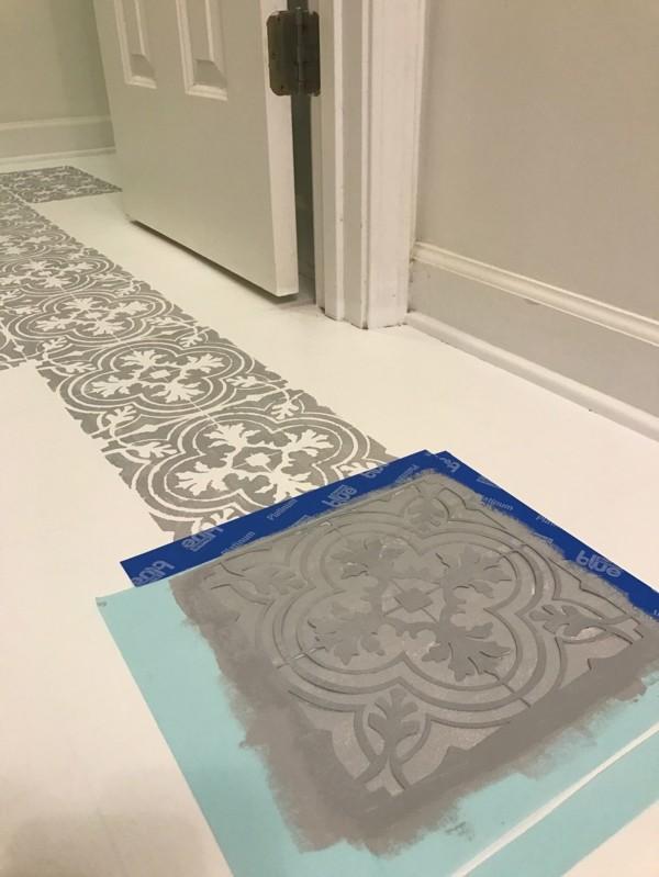 Was ist Kreidefarbe und wie kann man Fliesen mit Kreidefarbe streichen
