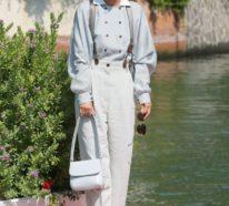 Modetrends-Inspirationen vom roten Teppich in Venedig 2019