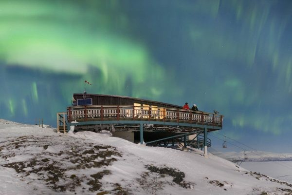 aurora sky station abisko schweden nordlichter sehen