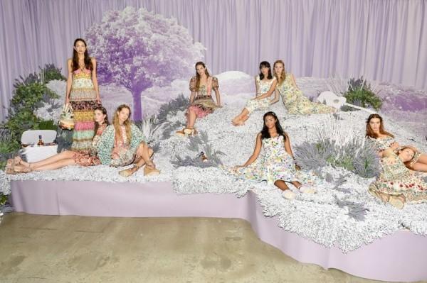 farben blumen und kleine prints new york fashion week