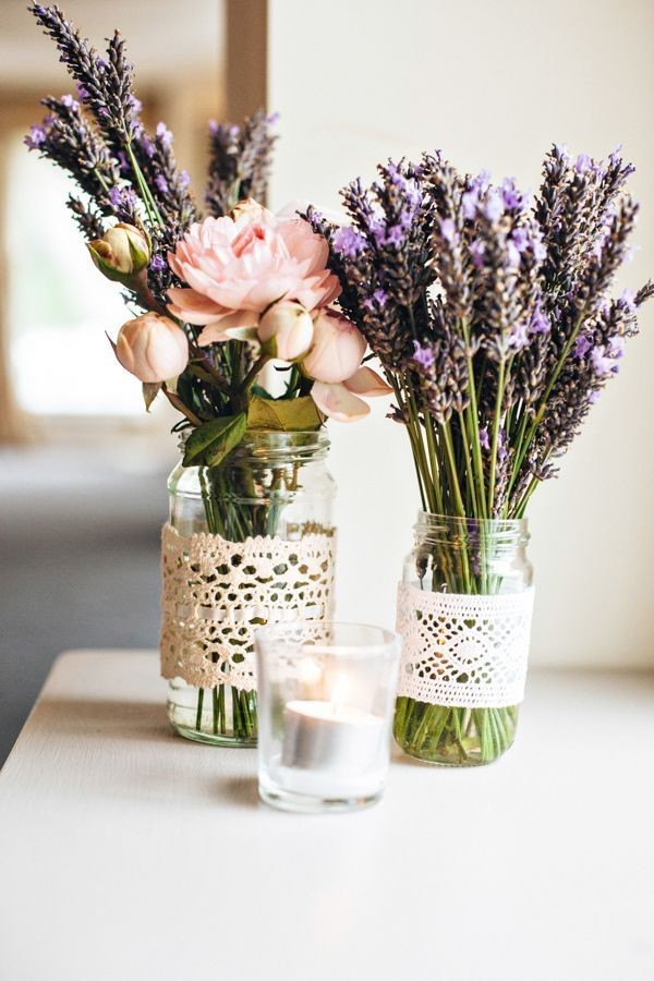 gesund leben lavendel dekoration und heilmittel