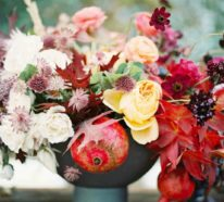 90 stimmungsvolle Herbstgestecke – schöne Ideen zum Nachmachen