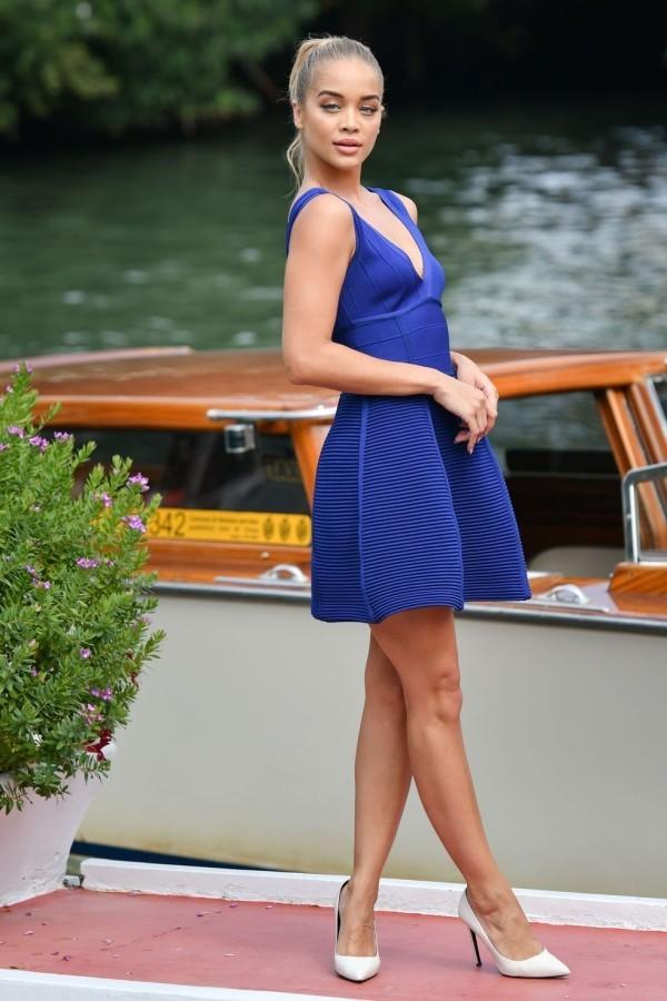 jasmine sanders 2 promi news blau